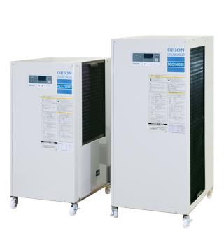 水溶性クーラント温調装置 DCインバータ クーラントチラー(空冷)