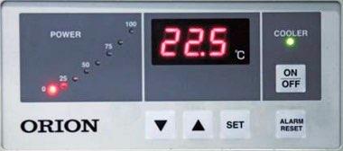 デジタル式電子温度制御コントローラ