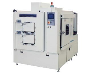 検査機付きターンテーブル型恒温槽EST-H