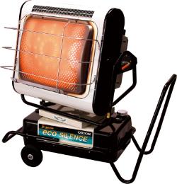 ORION 赤外線ヒーター ブライト