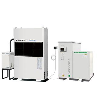 局所排気用 外気処理空調機(外調機) 設備用精密空調機システムアップ
