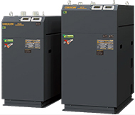 オイルフリーコンビネーションポンプ(2ポンプ)