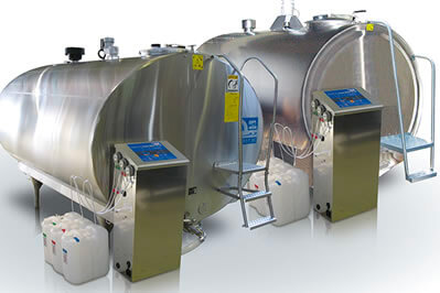 生乳冷却システム