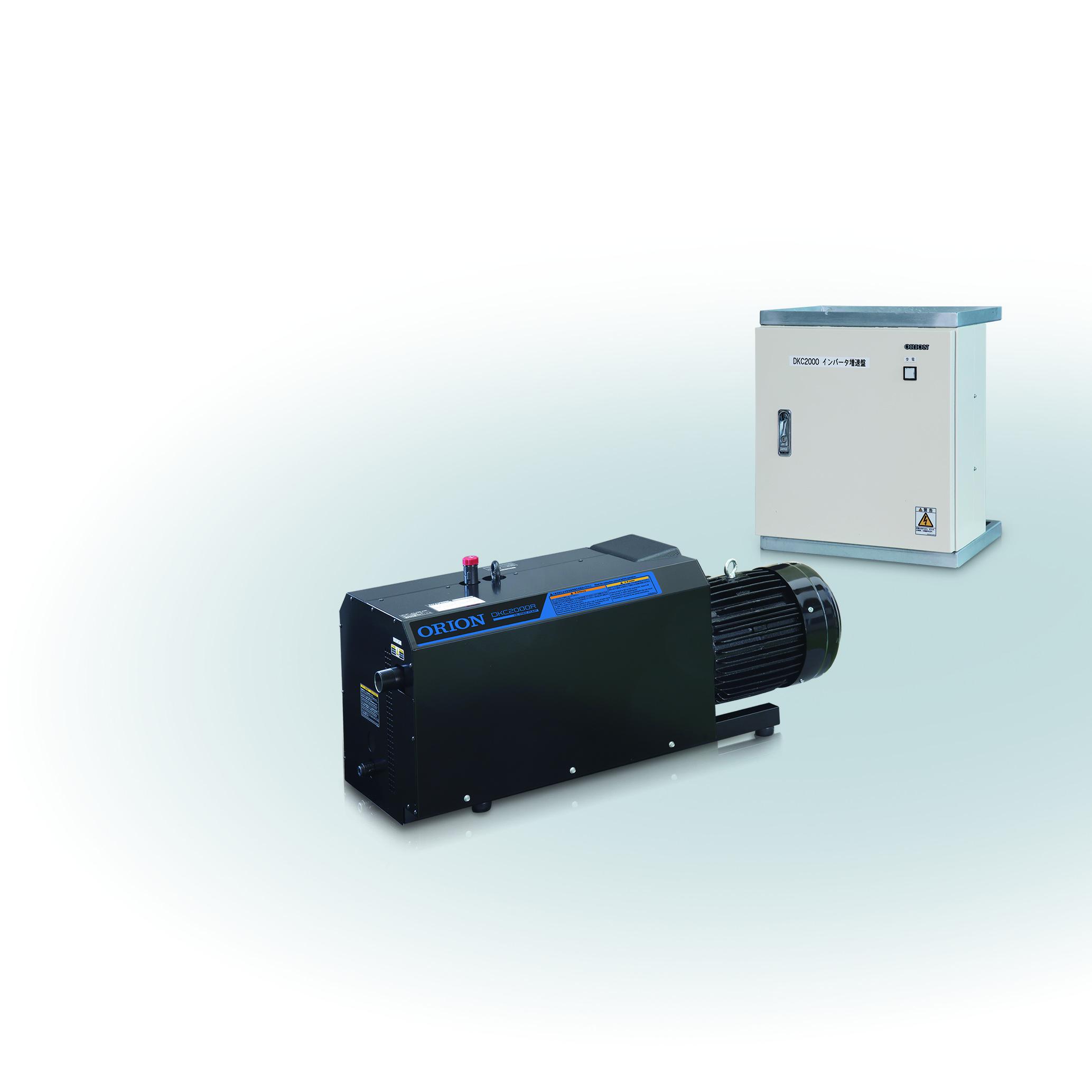 オイルフリー真空ポンプDKC2000R(受注生産品)